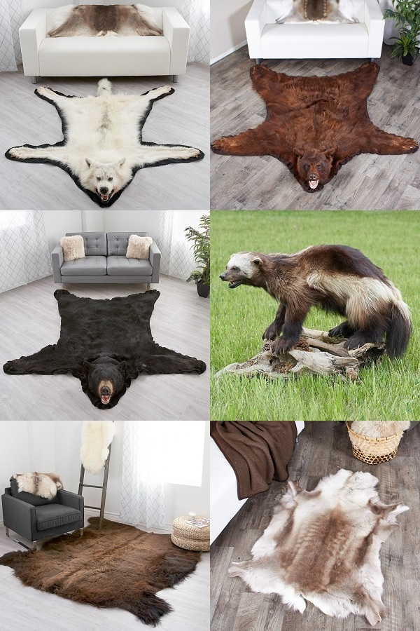 BearSkinRugs